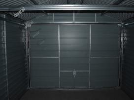 Rudeninė Akcija! Skardinis garažas Superline-plius - nuotraukos Nr. 10
