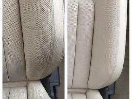 Automobiliu sedyniu dazymas