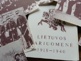 Lietuvos Smetonos armijos foto rinkinys 3 eurai.