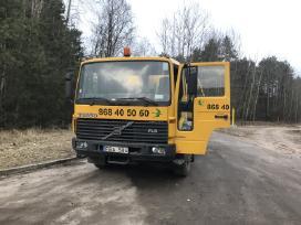 Nuotekų išvežimas Kaune, dirbame savaitgaliais.