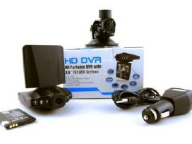 Nauji video registratorius HD dvr