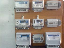 Elektros skaitikliai.modulinis elektros skaitiklis