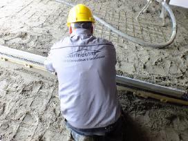 Profesionalus grindų betonavimas