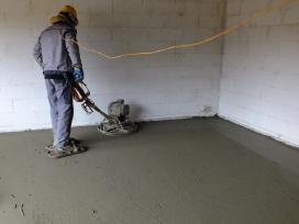 Profesionalus grindų betonavimas - nuotraukos Nr. 4