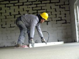 Profesionalus grindų betonavimas - nuotraukos Nr. 5