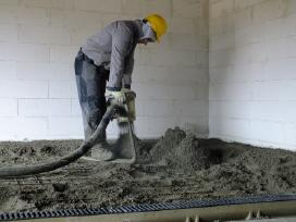 Profesionalus grindų betonavimas - nuotraukos Nr. 3