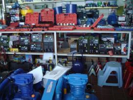 Dyzeliniu varikliu įpurškimo testeriai