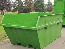 Statybinių ir remonto atliekų išvežimas.