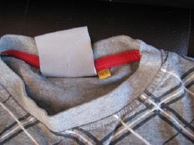 Bliuzonai ir marškinėliai ilgom rankovėm paaugliui