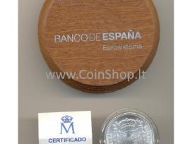 Ispanija 1856 20 realų