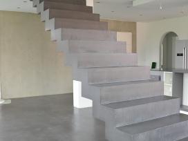 Vidaus betoniniai laiptai nuo 700eur.