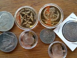 Turiu parduoti Vokišku monetu kainos nuo 5 eur
