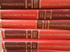 Siulau tarybine enciklopedija visi tomai 50 euru.