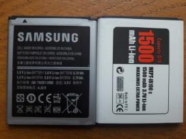 Samsung akumuliatoriai