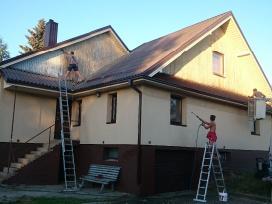 Medinių Namų Dažymas