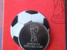 Futbolo pasaulio cempionatas 2018