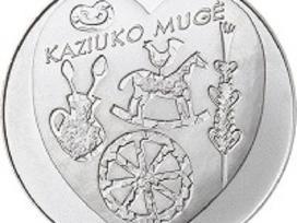 1,5 Euro moneta, skirta Kaziuko mugei