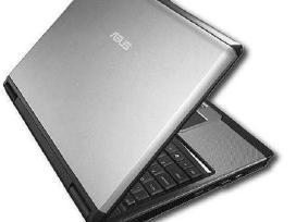 Nešiojamą kompiuterį Asus X55s dalimis