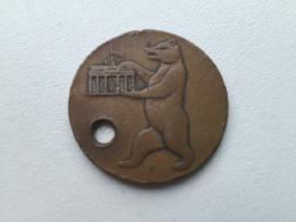 Berlin zetonas- moneta