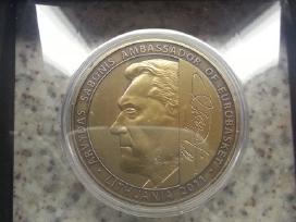 Siulau sabonio varini medali kaina 75 euru