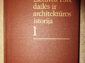 Lietuvos Tsr dailės ir architektūros istorija 1