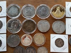 Siūlau viena Doleri 1881 metu. kaina 40 euru.