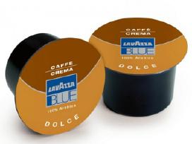 Kavos kapsulės Lavazza blue 100 vnt