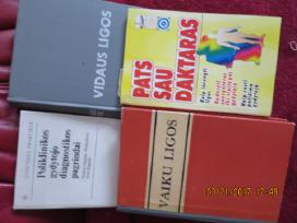Knygos apie medicina