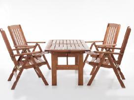 Lauko baldai gamintojo kainomis. Išpardavimas!