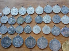 Siūlau daug Rusišku medaliu kainos nuo 5 euru.