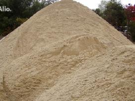 Smelis betonine skalda zvyras juodzemis