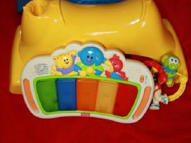 Fisher Price lavinamasis pianinas