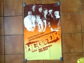 Grupes *Neoton* plakatas, isleistas TSRS, 1977 m.