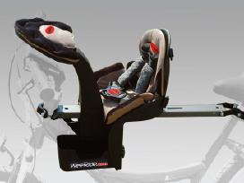 Dviračio kėdutės Weeride (naujos)