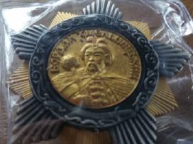Siūlau Rūsų medalių ir ordinų kopijų kaina 35 euru