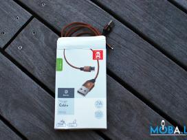 Kokybiški Type-c, microusb, Apple lightning laidai