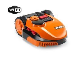 Worx Wr105si Landroid S Vejapjovė Robotas