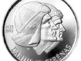 Steponas darius ir stasis girėnas 10lt.kaina180eur