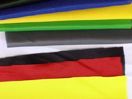 Vėliavinis audinys vėliavų gamybai ir siuvimui