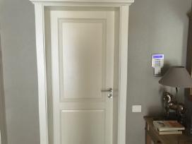 Medžio masyvo durys. Akcija uosio durys tik 200eur
