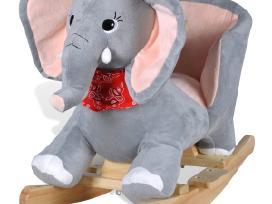 Supamoji kėdė dramblys, 80072,vidaxl