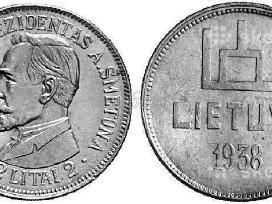 Pirksiu 2 litus. 1938 metu.