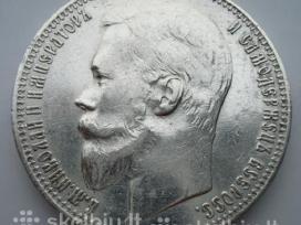 Parduodu labai gera kopija rusų monetu kain 5 euru - nuotraukos Nr. 3
