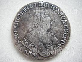 Parduodu labai gera kopija rusų monetu kain 5 euru - nuotraukos Nr. 4