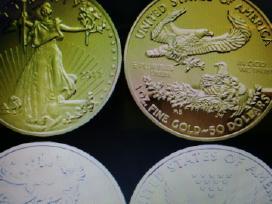 Parduodu labai gera kopija JAV monetų kaina po 5 - nuotraukos Nr. 2