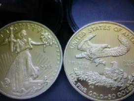 Parduodu labai gera kopija JAV monetų kaina po 5 - nuotraukos Nr. 5