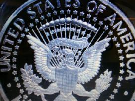 Parduodu labai gera kopija JAV monetų kaina po 5 - nuotraukos Nr. 6