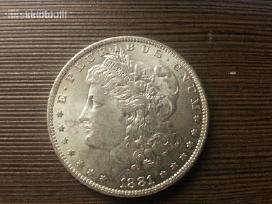 Parduodu labai gera kopija JAV monetų kaina po 5 - nuotraukos Nr. 7