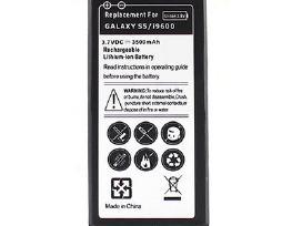 Samsung S2 S3 S4 S5 Note2 Note3 Note4 baterija - nuotraukos Nr. 4
