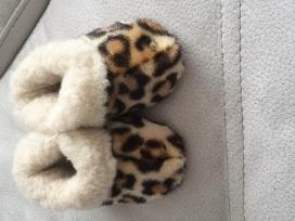 Leopardo bateliai Nauji